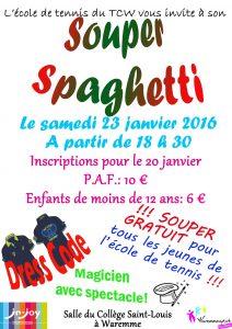 Souper spaghetti 2016