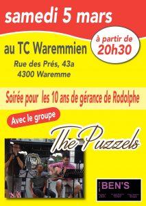 Affiche TCW